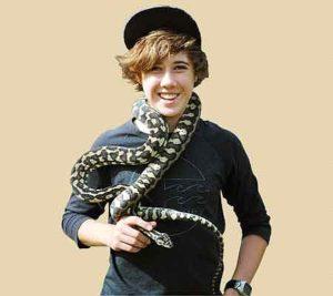 Photo courtesy of JJ's Reptiles